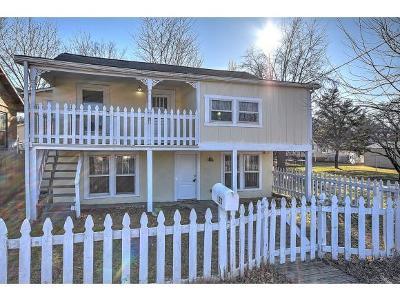 Elizabethton Single Family Home For Sale: 425 Beasley St