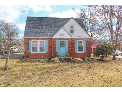 Church Hill Single Family Home For Sale: 512 East Main Blvd