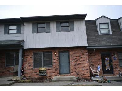 Bristol VA Condo/Townhouse For Sale: $72,000