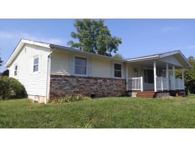 Bristol VA Single Family Home For Sale: $129,000