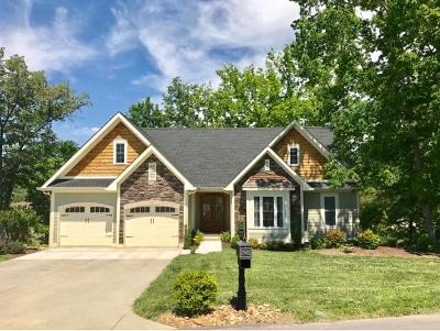 Bluff City TN Single Family Home For Sale: $525,850
