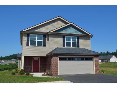 Jonesborough Single Family Home For Sale: 2131 Meadow Creek Ln