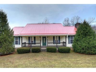 Jonesborough Single Family Home For Sale: 206 Highland Rd
