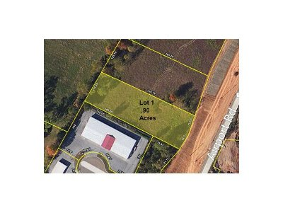 Johnson City Residential Lots & Land For Sale: Lots 1-3 Airport Road/Hwy 75