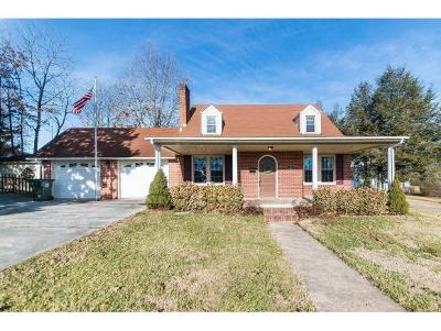 Bristol Single Family Home For Sale: 301 Randolph St