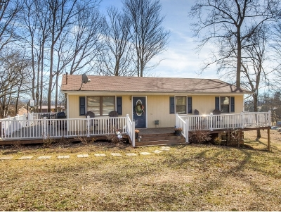 Church Hill Single Family Home For Sale: 125 Catawba Street