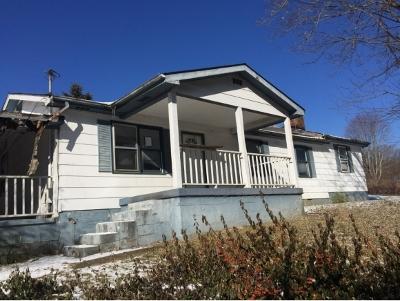 Bristol VA Single Family Home For Sale: $10,000