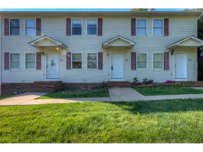 Bristol TN Condo/Townhouse For Sale: $74,985