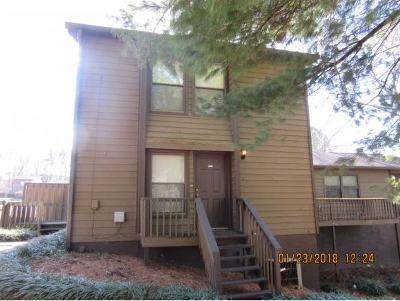 Johnson City Condo/Townhouse For Sale: 505 Pilgrim Court #D