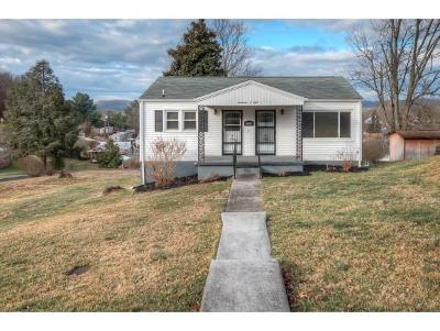 Bristol Single Family Home For Sale: 1708 Florida Ave