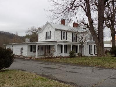 Rogersville Single Family Home For Sale: 307 West Broadway
