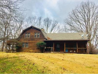 Single Family Home For Sale: 860 Providence Rd.