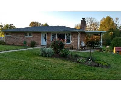 Bristol TN Single Family Home For Sale: $156,900