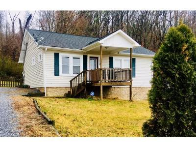 Kingsport Single Family Home For Sale: 1720 Fairhaven