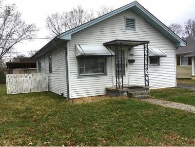 Kingsport Single Family Home For Sale: 1438 E Sevier Ave