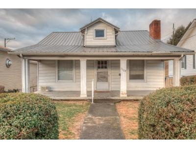 Bristol Single Family Home For Sale: 1308 Virginia Ave