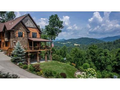 Butler Single Family Home For Sale: 710 Gordon Ridge