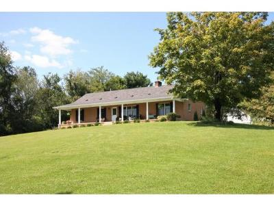 Abingdon Single Family Home For Sale: 15038 Rattle Creek Rd