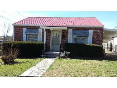 Bristol Single Family Home For Sale: 1142 Pennsylvania
