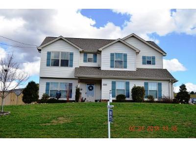 Piney Flats Single Family Home For Sale: 414 Poplar Ridge