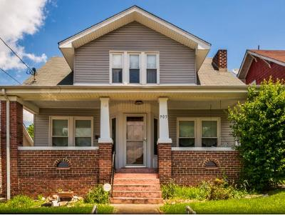 Bristol Single Family Home For Sale: 905 Cumberland St.