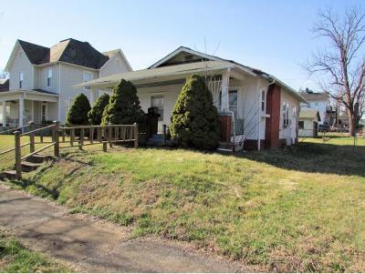 Johnson City Single Family Home For Sale: 415 East Myrtle Ave