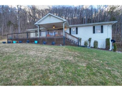 Elizabethton Single Family Home For Sale: 1712 Southside Road