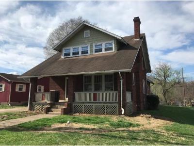 Elizabethton Single Family Home For Sale: 1013 Walker Street