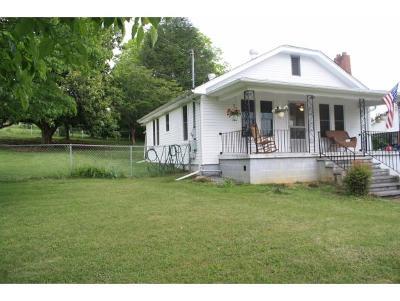 Jonesborough TN Single Family Home For Sale: $105,000