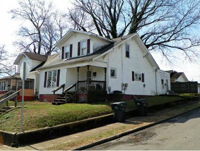 Bristol VA Multi Family Home For Sale: $48,000