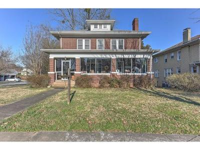 Johnson City Single Family Home For Sale: 601 E Unaka Avenue