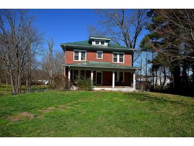 Johnson City Single Family Home For Sale: 2814 W. Walnut Street