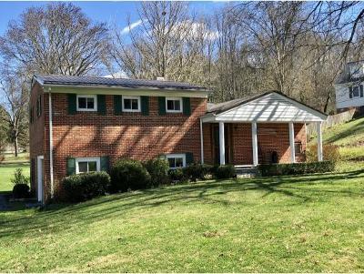 Bristol VA Single Family Home For Sale: $169,900