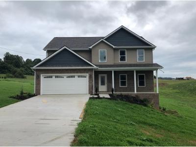Jonesborough Single Family Home For Sale: 1350 Harmony Rd