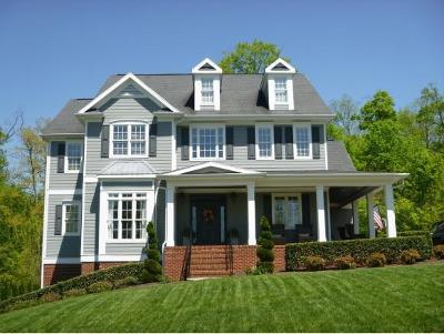 Kingsport Single Family Home For Sale: 4909 Preston Park Drive