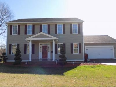 Johnson City Single Family Home For Sale: 2014 Northwood Dr