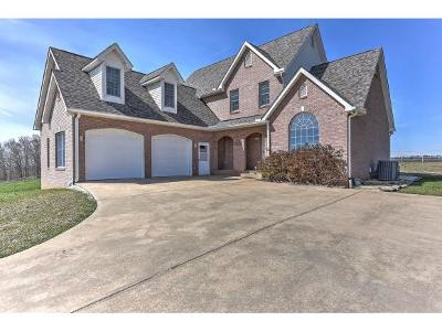 Blountville Single Family Home For Sale: 510 Rodgers Oak Dale Rd