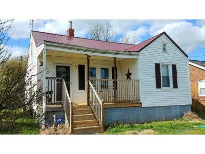 Abingdon Single Family Home For Sale: 739 Mosby