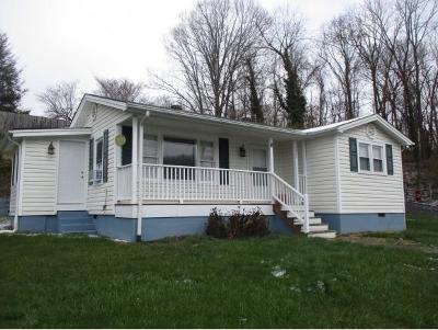 Bristol TN Single Family Home For Sale: $59,000