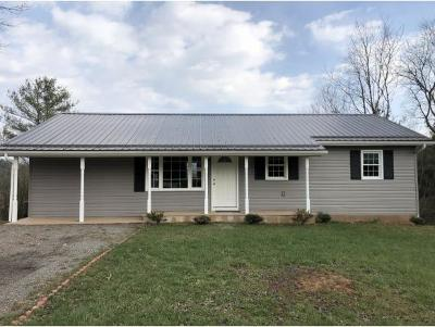 Mountain City Single Family Home For Sale: 520 Hospital Hill Rd