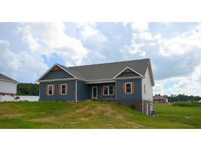 Jonesborough Single Family Home For Sale: 1324 Harmony Rd