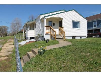 Johnson City TN Single Family Home For Sale: $91,777