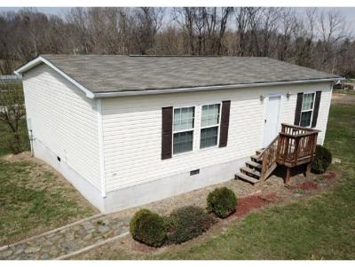 Bluff City TN Single Family Home For Sale: $80,000