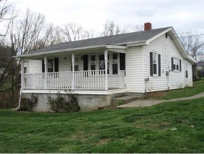 Johnson City TN Single Family Home For Sale: $69,900