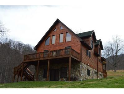 Roan Mountain Single Family Home For Sale: 264 The River Private Drive