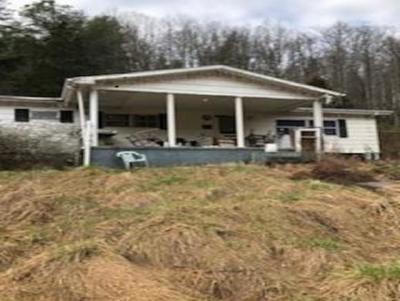 Bristol VA Single Family Home For Sale: $19,900