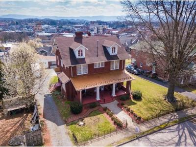 Bristol VA Single Family Home For Sale: $309,985