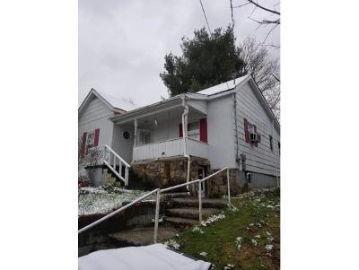 Bristol VA Single Family Home For Sale: $30,600