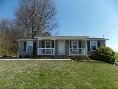 Bristol VA Single Family Home For Sale: $96,900