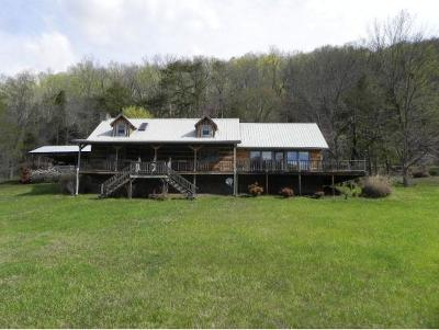 Single Family Home For Sale: 667 Jim Town Rd